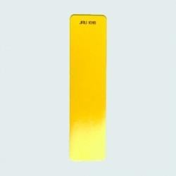 Refleks brik selvklæbende, gul